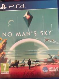 No man sky PS4 game