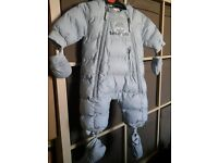 Timberland winter suit - upto 3 months