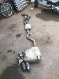 Bmw performance exhaust (bmwp) full