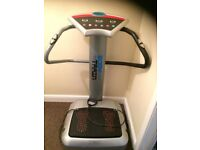 Body train vibration plate for sale