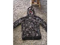 Bape hoodie (Genuine) moncler Gucci fendi stone island