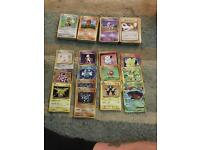 Pokemon cards 1st edition