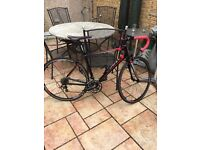 Giant Defy 1 2014 Medium 105 Group set Gator Hardshell tyres