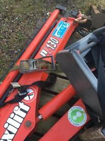 Maxi lift 130 crane 12 volt
