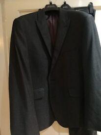 Men's suit from Burton