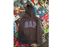 Boys gap hoodie age 6-7 years