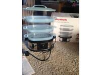 Morphs Richards Stainless Steel Food Steamer