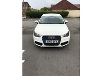 **2013 Audi A1 1.6 TDI Sport White 5Dr For Sale Amazing Condition**