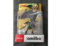 Link skyward sword amiibo