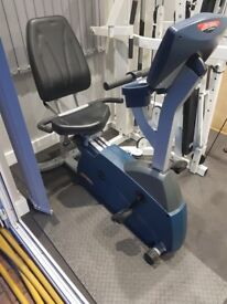 Life fitness Recumbent bike