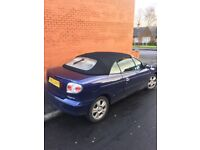 NEED GONE TODAY Renault megane cabrio 1.6 mint condition