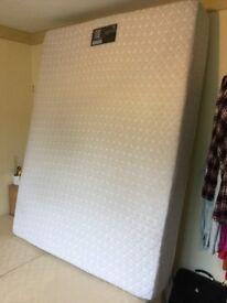 King size foam mattress ( firm & thick )