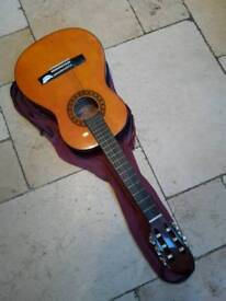 Child's Guitar - half size