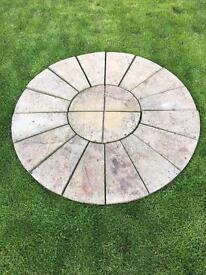 Circle Paving Kit