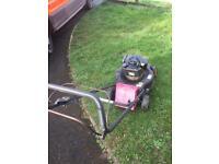 Mountfield sp536 self propelled petrol lawn mower