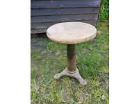 Singer sewing stool