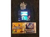 Nintendo 2ds + Mario, mario kart and Pokemon moon