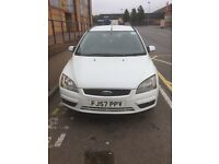 Ford Focus estate 1.8 diesel Pco licensed for sale