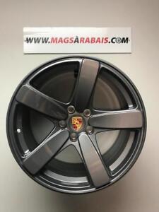 Mags 18 '' Porsche Macan HIVER **disponible avec pneus**