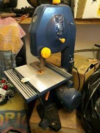 Electric workshop tools