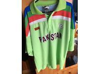 Pakistan 1992 Cricket World Cup Shirt