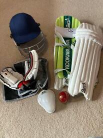 Junior Cricket gear bundle