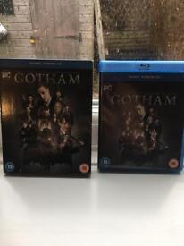 Gotham complete season 2 only Blu ray