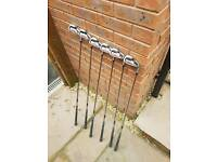 Wilson Prostaff Golf Irons 6-SW Iron set