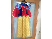 Snow White dress age 6-7yrs