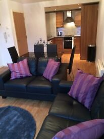 Ground Floor Modern Furnished Apartment in the Centre of Manchester