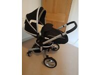 Silver Cross Pram Bundle