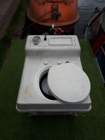 Barely used Premium Composting Toilet