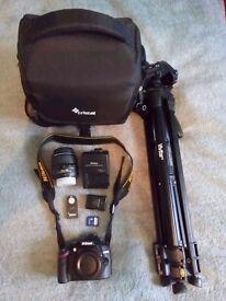 Nikon D3200 18-55mm VR II Kit