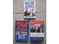 Three Books on Modern United States of America for just £6.00