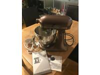 KitchenAid Artisan Mixer 4.8 L Apple Cider KSM150BAP