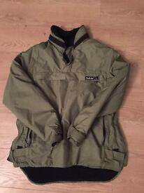 Buffalo pullover olive green