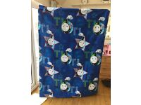 Thomas the Tank Engine single bed duvet cover and pillow case set