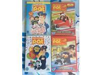 Postman Pat DVDs