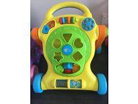 Children's baby walker