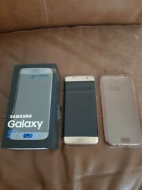 For sale Samsung S7 Edge Gold neverlocked
