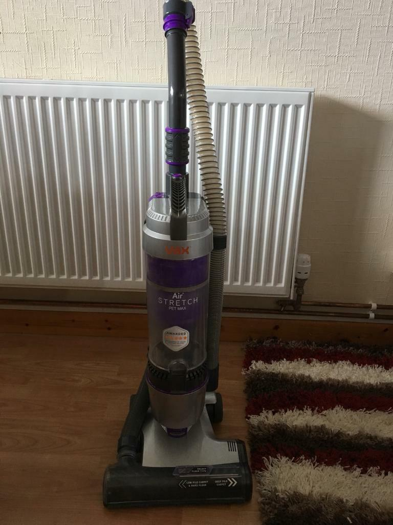 vax u85-as-pme air stretch max pet upright vacuum