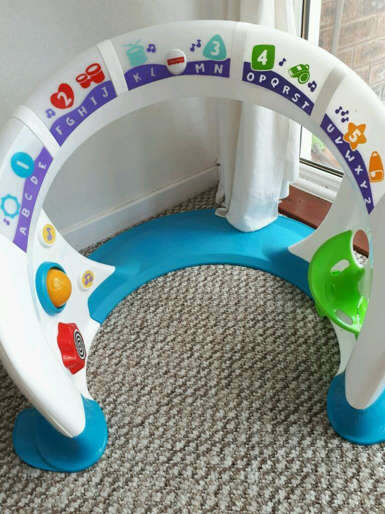 Fisher price bright beat smart touch