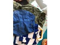 Ralph Lauren Boys Shirts and Shorts