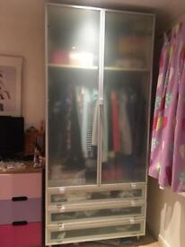Bedroom wardrobes and drawers