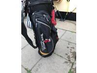 Srixon Tour cart golf bag