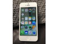 iPhone 5 16g o2 network