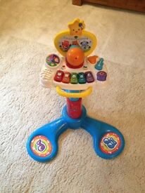 For Sale - VTECH sit to stand music centre toy