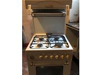 Leisure free standing high level gas cooker