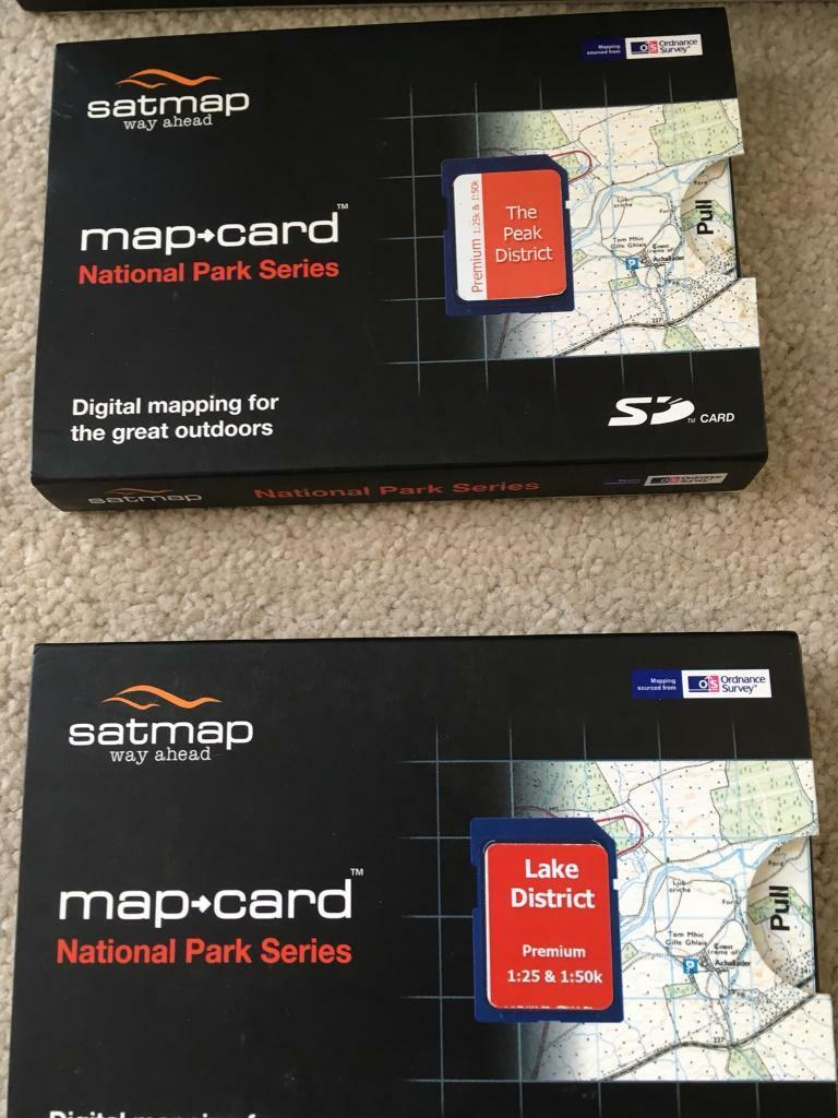 satmap active 10 kart Satmap Active 10 sports gps | in Eastleigh, Hampshire | Gumtree satmap active 10 kart