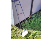 Landrover Discovery TD5 rear ladder